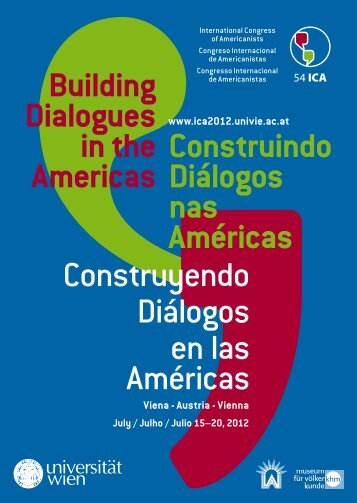 ICA volante - Building dialogues in the Americas
