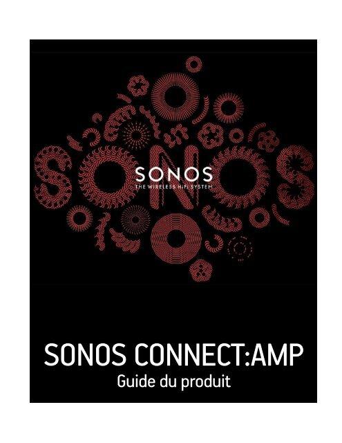 SONOS CONNECT:AMP - Labat