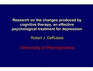 Presentation Slides, PDF format - Institute for Research in Cognitive ...