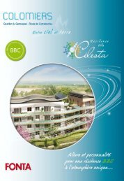 Villa Celesta - Colomiers - Fonta
