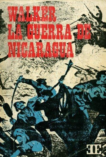 La guerra de Nicaragua - La Guerra Nacional 1854