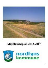 Endelig Miljøtilsynsplan 2013-2017 - Nordfyns Kommune