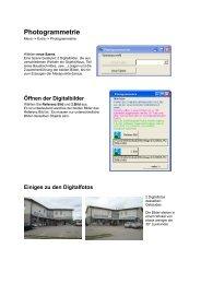 Photogrammetrie - ETieVe