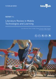 Literature Review in Mobile Technologies and Learning - TeLearn