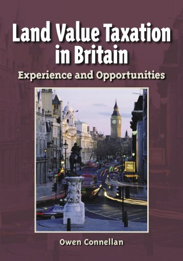 Land Value Taxation in Britain: Experiences and Opportunities