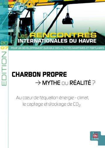 Compte-rendu - Rencontres Internationales du Havre