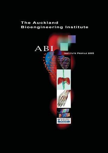 ABI brochure