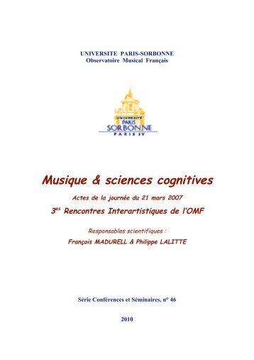 l u0026 39 influence de la musique sur les capacit u00e9s cognitives