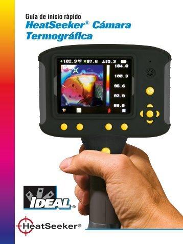 HeatSeeker® Cámara Termográfica