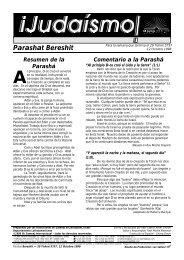 Parashat Bereshit - Ohr Somayach