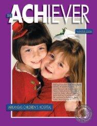 Winter 2006 - Arkansas Children's Hospital