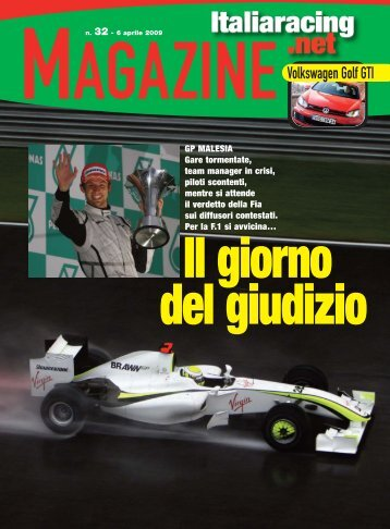 GP Malesia - ItaliaRacing.Net
