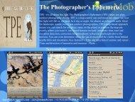 The Photographer's Ephemeris - RunMob