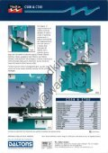 Wadkin C500 C700 Bandsaw Literture - Page 2
