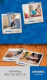 Katalog 2012 - Dremel