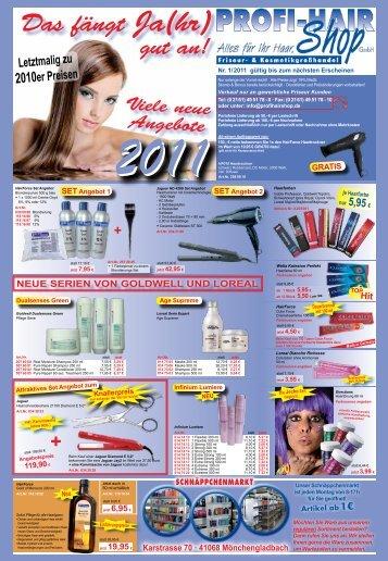 Oder Unter - Profi-Hairshop GmbH