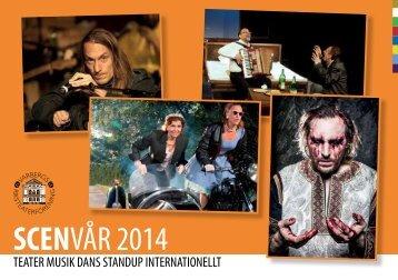 Vårprogram_2014 - Teater Halland