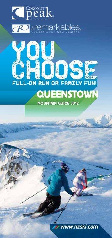 you choose - NZSki.com