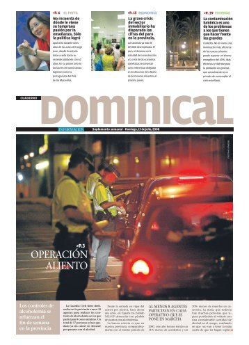 Dominical - Diario Información