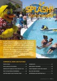 Commercial - Splash Magazine