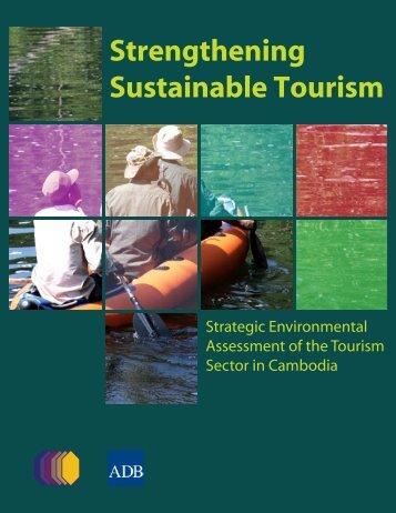 SEA of Tourism sector Cambodia - GMS-EOC