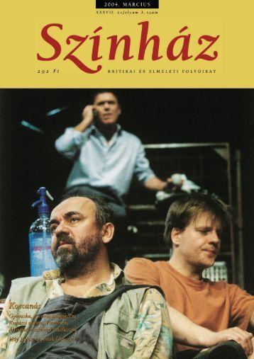 2004. március - Színház.net