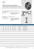 Carbide-tipped circular saw blades - PREWI Schneidwerkzeuge ... - Seite 5