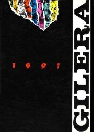 Raccoglitore Brochures - Gilera Bi4