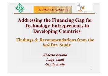 Presentation_Paris_20060427 [Sola lettura] - Economisti Associati Srl