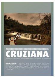 Cruziana Report 78 - Fevereiro - Geopark Naturtejo
