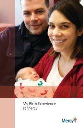 My Birth Experience at Mercy