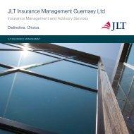 JLT Insurance Management Guernsey Ltd Brochure
