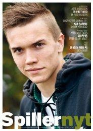 lasse andersson er født med en bold - Håndbold Spiller Foreningen