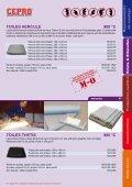 TOILE aTLaS 600 °C - Cepro - Page 6