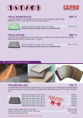 TOILE aTLaS 600 °C - Cepro - Page 7