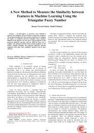 A New Method to Measure the Similarity between Features in ...