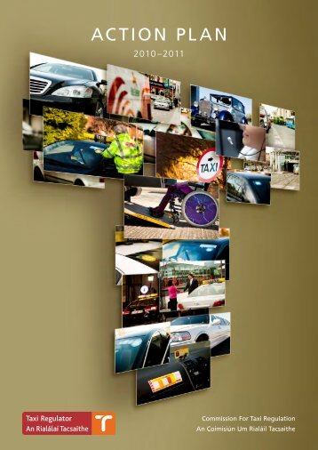 Action Plan 2010-2011 - National Transport Authority