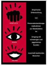 Empirische Untersuchung von Personalentwicklungs ... - preventas.de