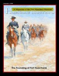 Apache Campaigns - Fort Huachuca - U.S. Army
