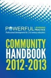 Professional development for 21st century educators - Powerful ...