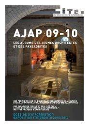 AJAP - Cité de l'architecture & du patrimoine