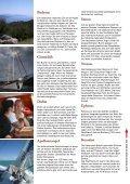 Exklusive Segel-Yacht-Reisen - YKC- Yacht Kauf Charter GmbH - Seite 4