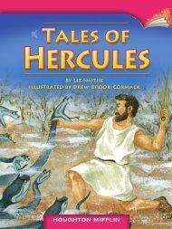Lesson 18:Tales of Hercules
