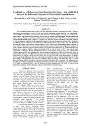 Combined use of Polymerase Chain Reaction, Interferon- γ and ...