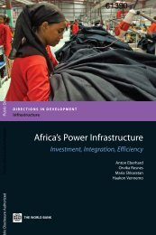 Download File - Africa Infrastructure Knowledge Program