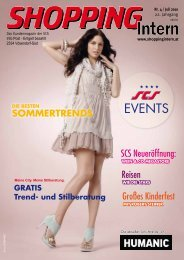 Ausgabe 4/2010 - Shopping-Intern
