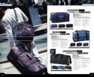 Travel Bag 85 Wheels GNP0JC007 Travel Bag 65 GNP0JC006 ...