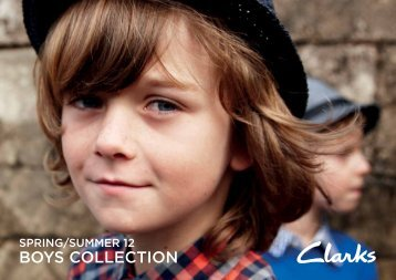 view catalogue - Clarks