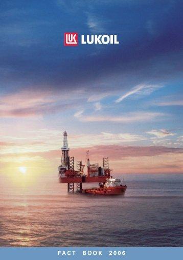FACT BOOK 2006 - Lukoil