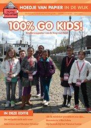 100% Go Kids - Wijktijgers